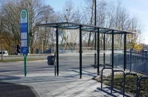 Buswartehalle-modern